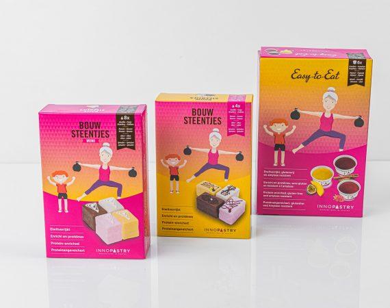 Innopastry-produucten-verpakkingen